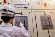 Control Room Engineer. Power P...