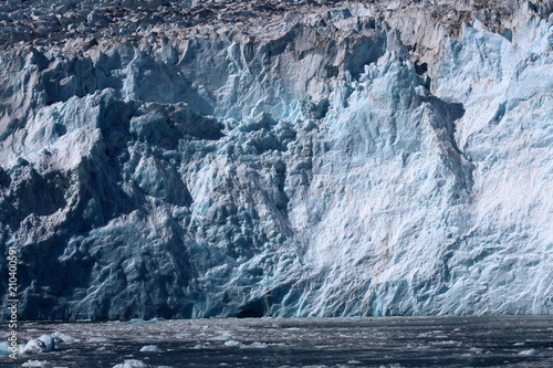 Foto op Aluminium Gletsjers Aialik-Gletscher-Alaska