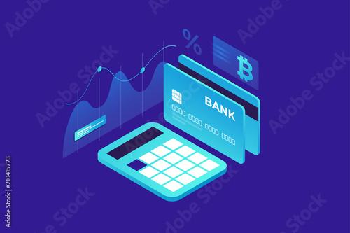 bitcoin bank calculator)