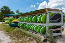 Paddleboards, Kayaks And Canoe...