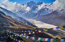 Langtang Himalayas Valley Trek...