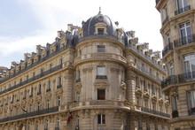 Immeuble Ancien Du Quartier De La Plaine Monceau à Paris