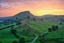 Chrome Hill Seen From Parkhous...