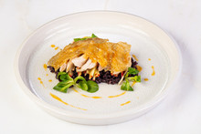 Guinea Fowl With Rice