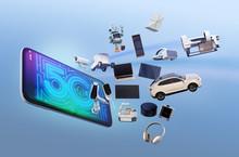 Smart Appliances, Drone, Auton...