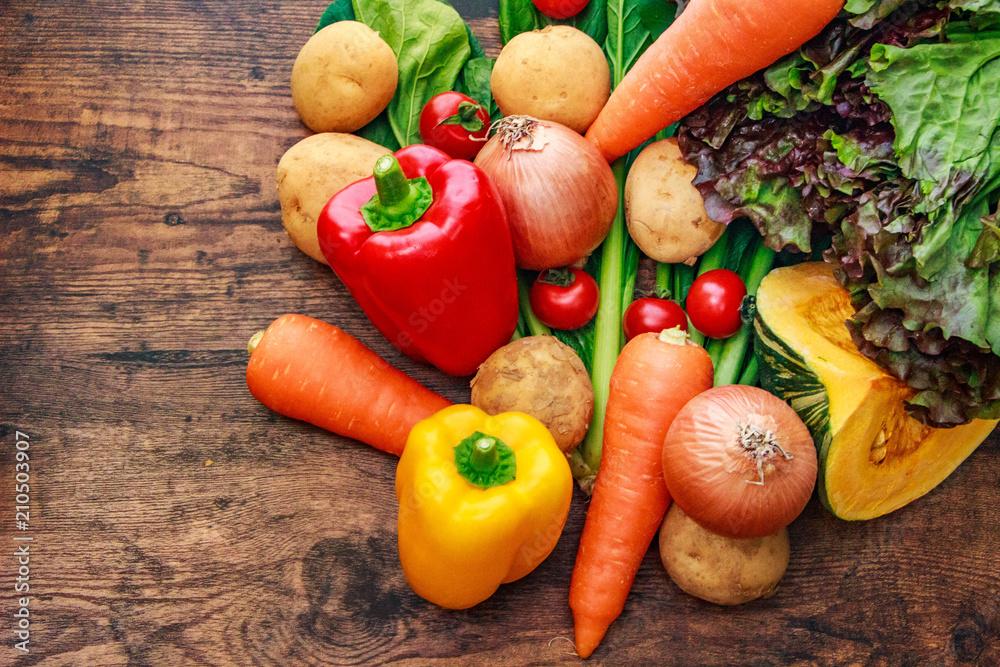 Fototapety, obrazy: 野菜