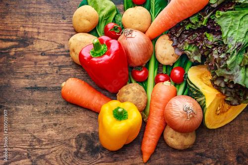 Tuinposter Keuken 野菜
