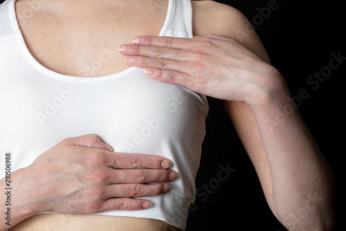 Fotografía  乳癌 セルフチェック