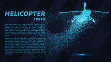 The Helicopter Of The Particle...