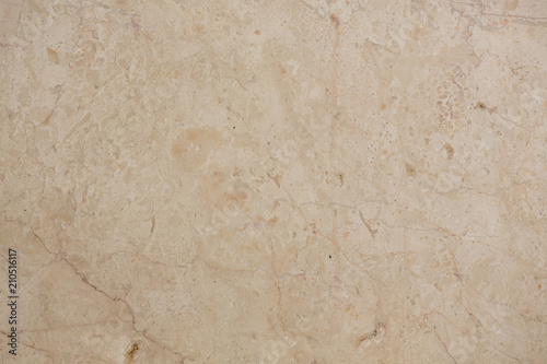 Fresh marble texture in beige hue.
