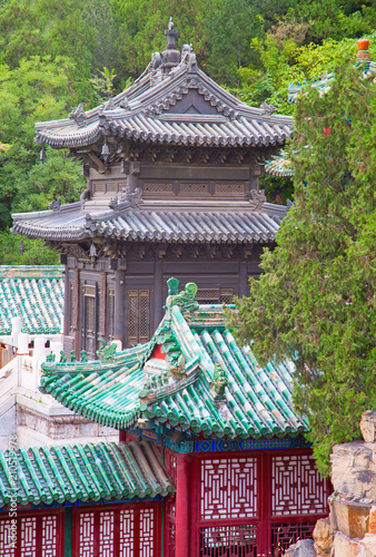 Tuinposter Beijing The Forbidden City