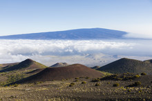 Breathtaking View Of Mauna Loa...