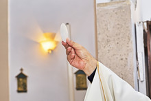 Catholic Religious Ceremony Of...