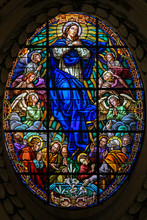 Stained Glass, Assumption Of M...
