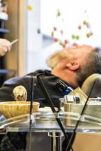 Soins Barbier - Salon De Coiffure Homme