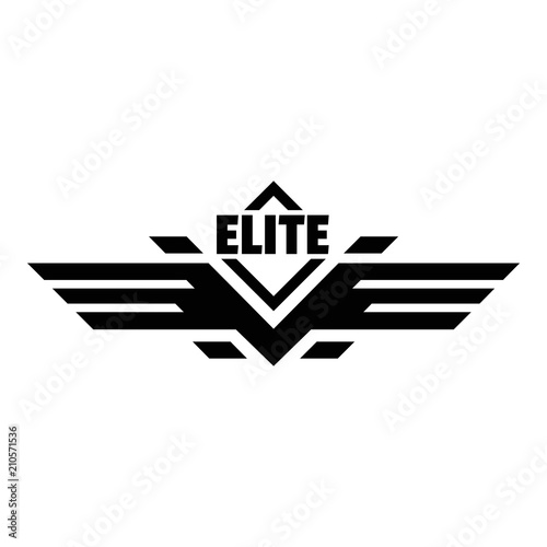 Photo Elite force logo