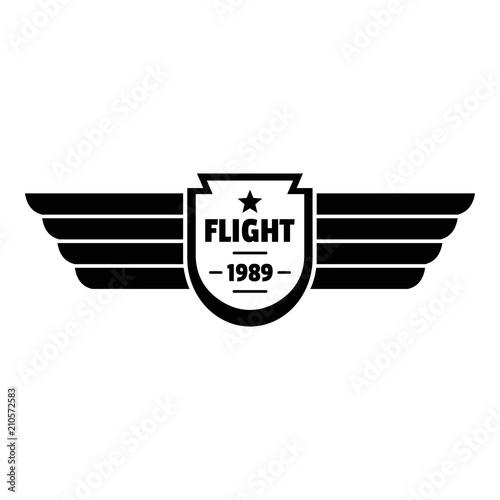 Fotografia  Flight 1989 logo