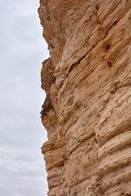Close Up On A Badly Eroded Lim...