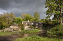 The Pretty Cotswold Village Of...