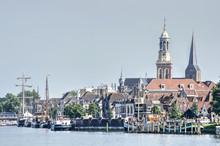 View Across The River IJssel T...