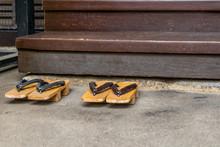 Details Of A Prayer Sandals At...