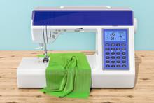 Modern Electronic Sewing Machi...