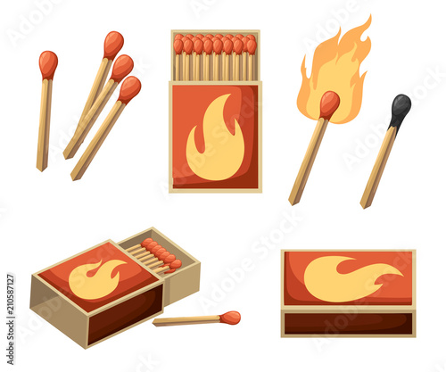Pictures of matches