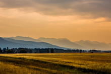 Beautiful Montana Landscape