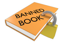 BANNED BOOK Concept