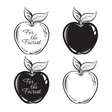 Apple Of Discord Line Art And ...