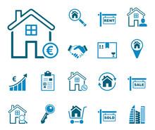 Real Estate Iconset