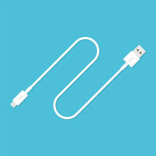 USB Micro Cable. Smartphone Re...