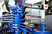 Hydraulic Control Levers
