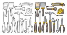 Set Hardware Tools. Vector Eng...