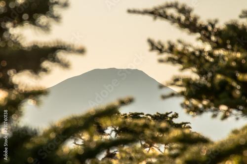 Fotografie, Obraz  Mt. Edgecombe Volcano Sitka, Alaska