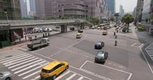 Traffic In Taipei City