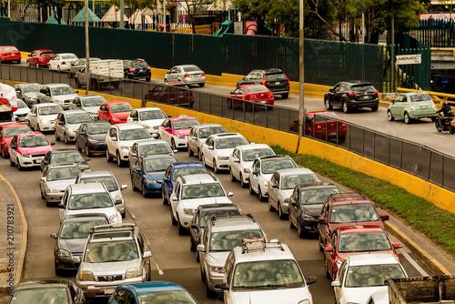 Traffic - rush hour