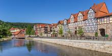 Panorama Of The Fulda Riversid...