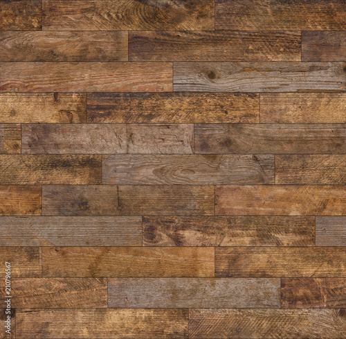 Rustic Seamless Wood Texture Vintage Naturally Weathered Hardwood