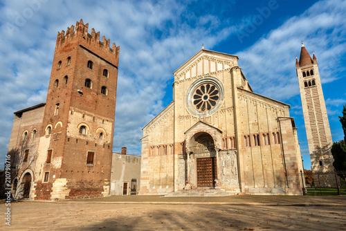Basilica of San Zeno - Verona Italy