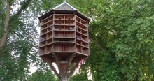 A Dovecote Or Pigeon Loft In The Green