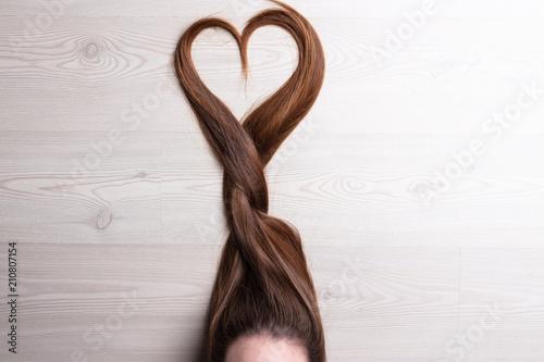 Fotografie, Obraz  love is in the hair