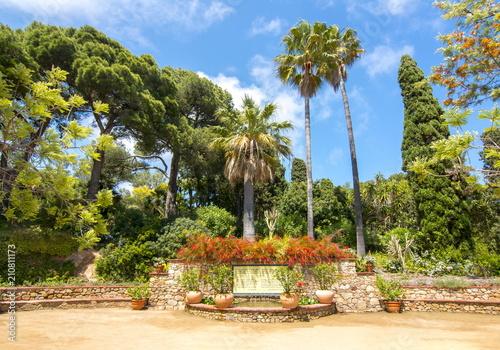 Marimurtra Botanical Garden, Blanes, Spain