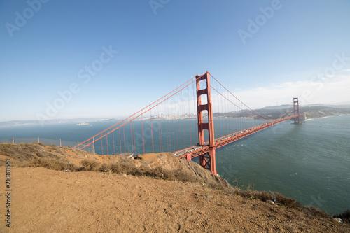 Plakat Golden Gate 01