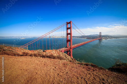 Plakat Golden Gate 02