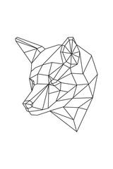 wolf scandi