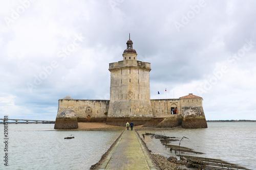 Fortification Fort Louvois in Frankreich