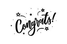 Congrats. Beautiful Greeting C...
