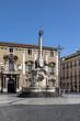 Elephant statue in Catania, Italy