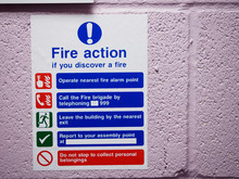 Health And Safety Fire Action ...